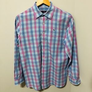 Vineyard Vines Boys Button-down Shirt